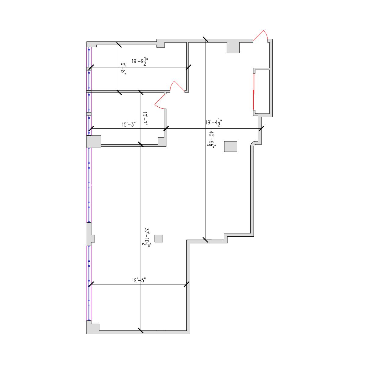 Brisbane suite 529